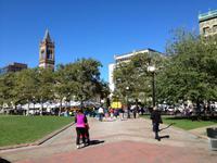 0381 Boston - am Copley Square