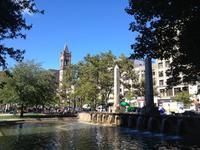 0387 Boston - am Copley Square