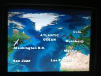 0605 Flug nach München