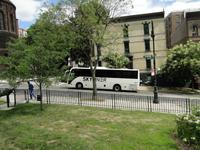 Unser Bus in New York City