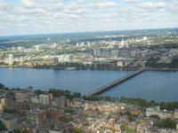 Ausblick auf Boston