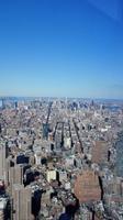 Aussicht auf New York vom One World Trade Center