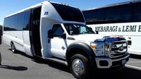 Unser Bus für den Ost-Teil der Reise
