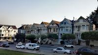 Viktorianische Häusschen in San Francisco