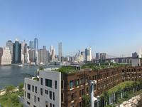 Brooklyn Heights - Blick auf Manhattan
