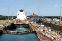 Panama-Kanal, Gatun-Schleuse