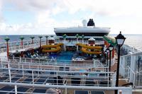 An Bord der Norwegian Star
