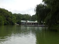 Boatshouse im Central Park