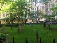 Trinity Church Friedhof
