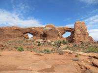 Arches NP, Windows