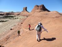 zwischen Squaw und Lost Canyon