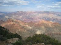 Viewpoints am Grand Canyon