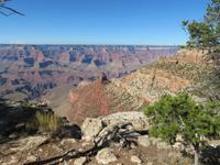 South Rim am Grand Canyon