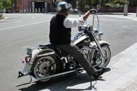 Los Angeles, Plaza Park - Terminator