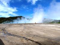 Yellowstone Nationalpark, Grand Prismatic Spring