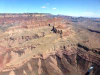 Grand Canyon vom Helikopter aus