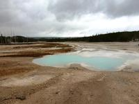 Yellowstone Nationalpark, Norris Geyser Basin