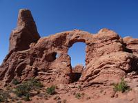 Arches Nationalpark - Turret Arch