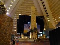 Las Vegas - Luxor Hotel