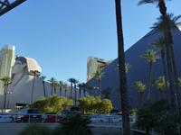 Las Vegas - Hotel Luxor mit Sphinx