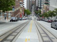 San Francisco - Cable Car fahren