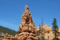 Eingang des Bryce Canyon