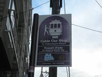 Cable Car San Franzisco