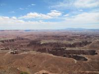 Canyonlands Nationalpark - Grand View Point
