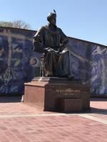 Samarkand Denkmal für Ulugbek