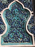 Samarkand Nekropole Shahi Zinda Ensemble