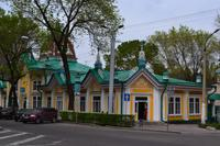 Kasachstan - Stadtrundgang in Almaty
