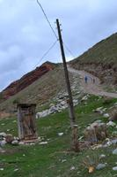 Kirgisistan - Jeti-Oguz-Schlucht