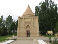 Mausoleen Aischa-Bibi und Babadschi-Hatun