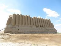 Große Gyz Kala Festung in Merw