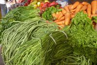 Markt in Usbekistan