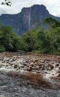 Salto Angel Wasserfall - Engel Fall - Canaima Nationalpark - Rundreise Venezuela – Natur und Abenteuer pur