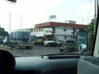 Tankstelle in El Toscana