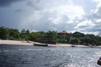 An der Canaima Lagune
