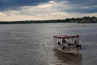 Bootsfahrt auf dem Orinoco