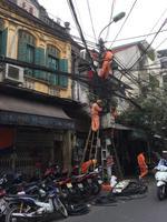 Straßen von Hanoi