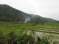 Wanderung in der Bergwelt von Nordvietnam