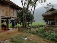 im Dorf Ban Hang