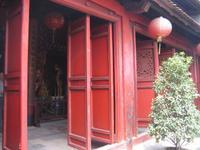 Hanoi - Jadebergtempel