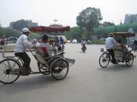 Hanoi - Rikschafahrt durch die Altstadt