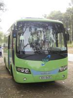 Unser Bus in Nordvietnam