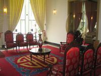 Saigon - Präsidentenpalast / Raum für Internationale Empfänge