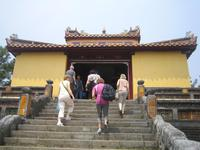 Hue - Grabanlage Kaiser Minh Mang