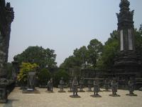 Hue - Grabanlage des Kaisers Khai Dinh