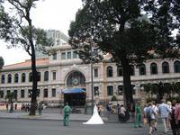 125 Hauptpostamt Saigon