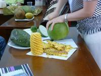Perfekte Ananas!